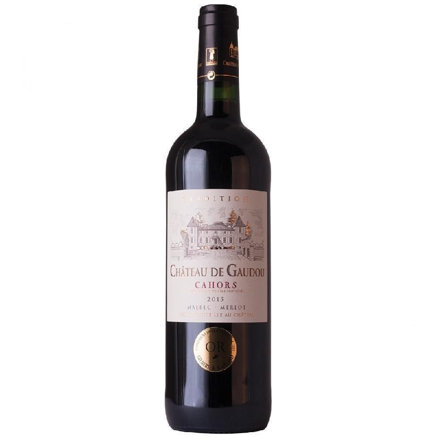 Tradition Cahors Malbec by Chateau de Gaudou 2016