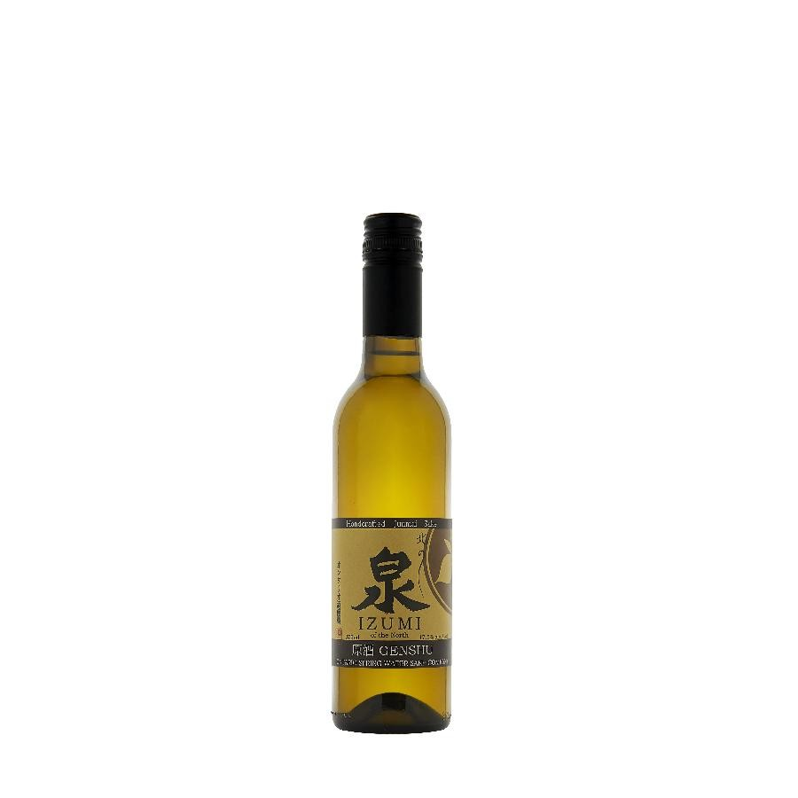 Genshu Sake (375ml) by Ontario Spring Water Sake Company