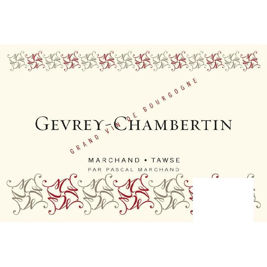 Gevrey-Chambertin Villages by Marchand-Tawse 2011