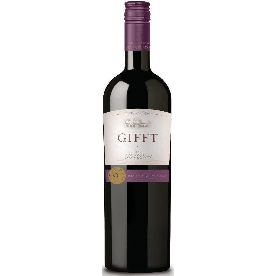 Red Blend GIFFT Wines by Kathie Lee Gifford 2012