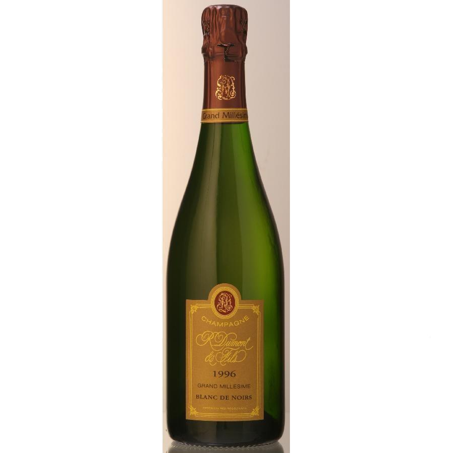 Champagne Blanc de Noirs Grand Millesime Brut by R. Dumont et Fils 1996