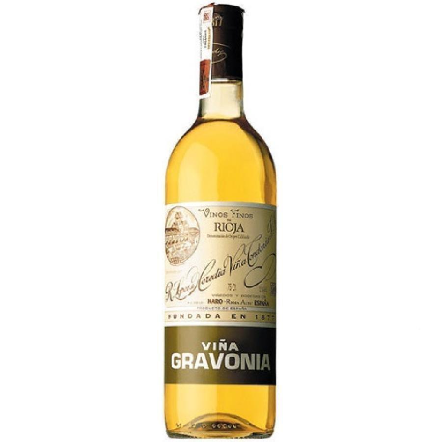 Viña Gravonia Blanco Rioja Crianza by Lopez de Heredia 2006