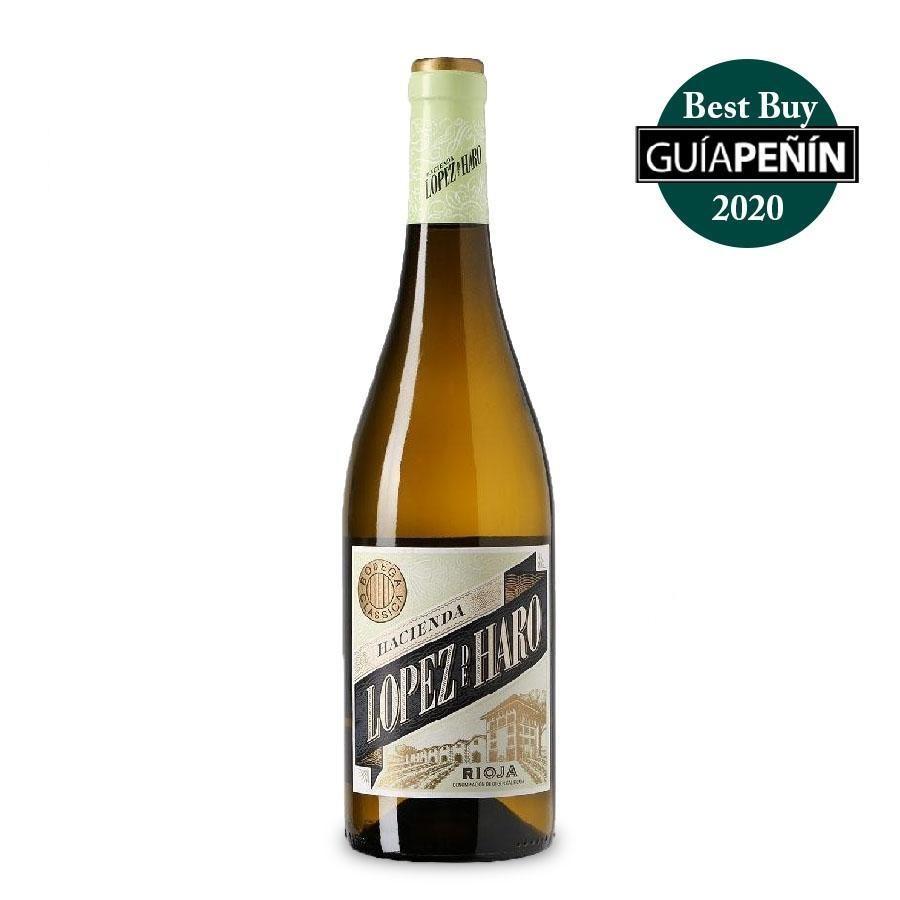 Hacienda Lopez de Haro Rioja Blanco by Bodega Classica 2018