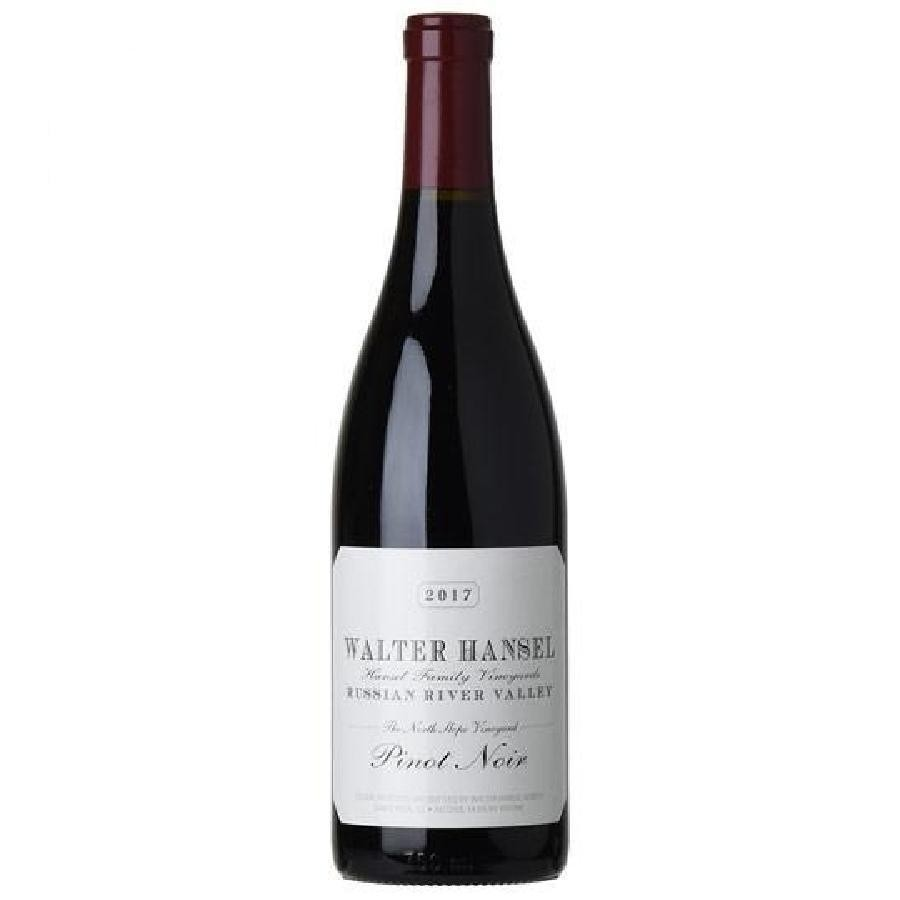 South Slope Russian River Pinot Noir by Walter Hansel 2017