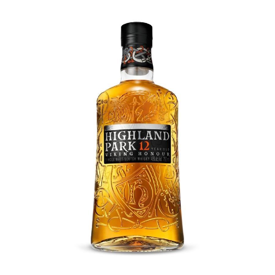 Highland Park Viking Honour 12 Year Old Single Malt Scotch Whisky 750mL