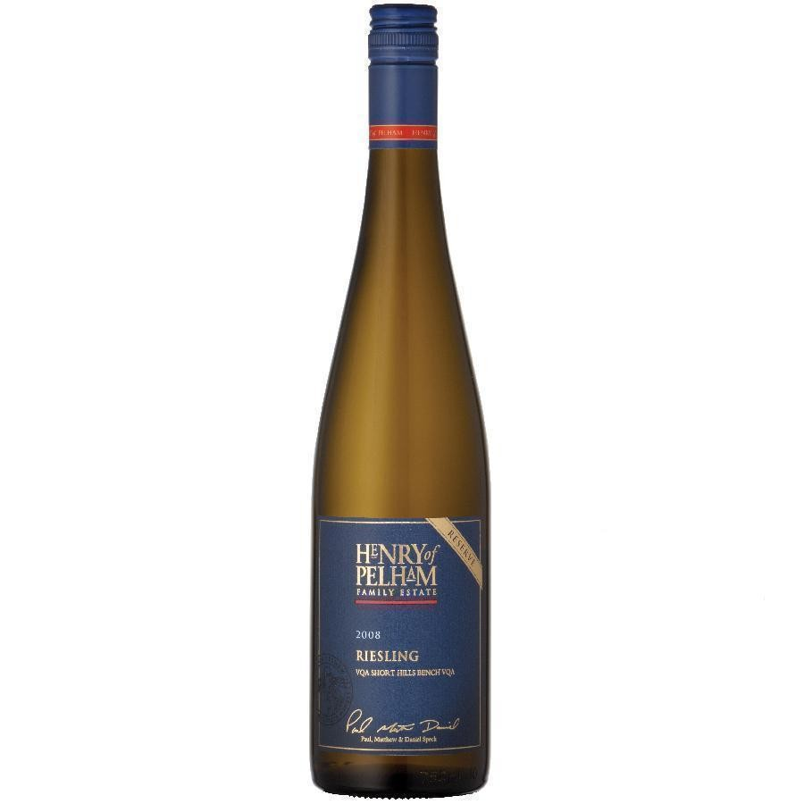 Riesling Reserve VQA by Henry Of Pelham 2009