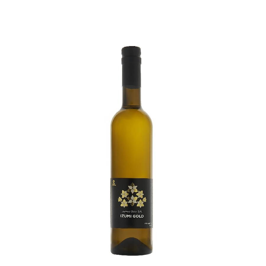 Izumi Gold Premium Ginjo Sake (500ml) by Ontario Spring Water Sake Company
