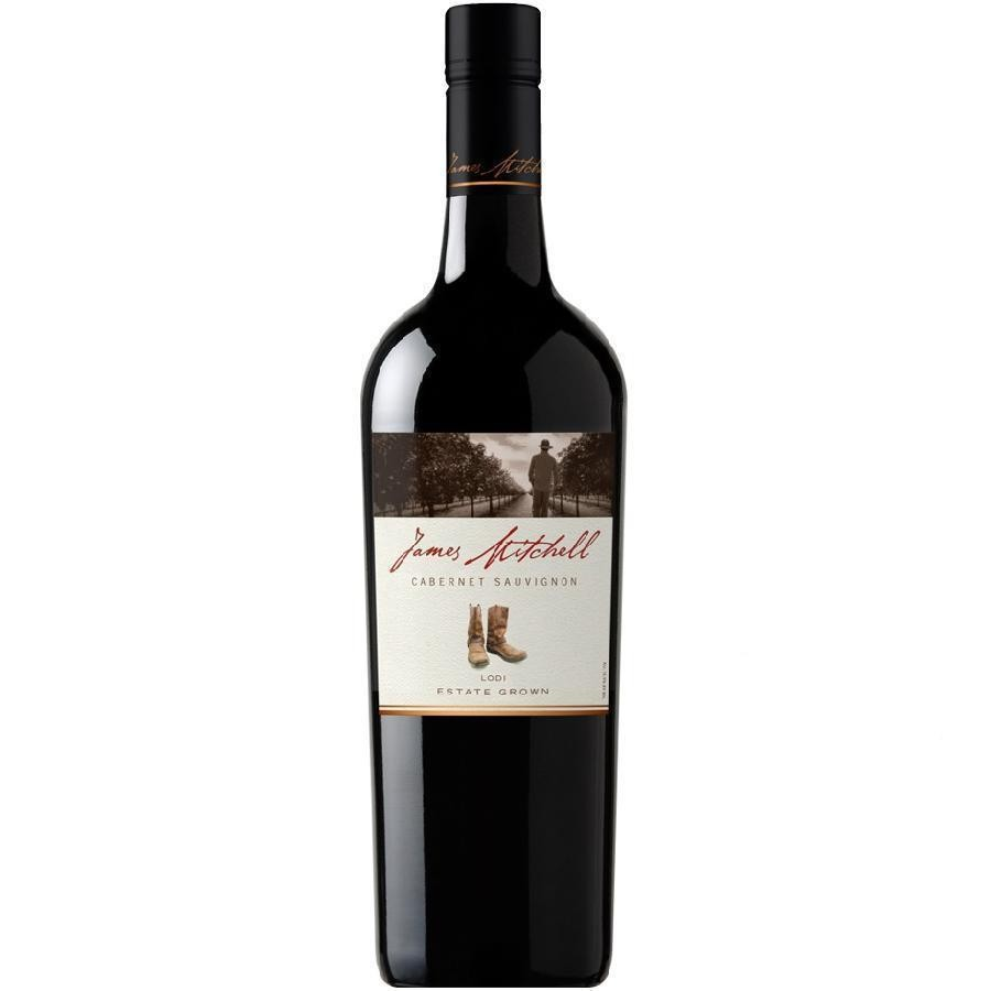 Cabernet Sauvignon Lodi by James Mitchell 2016