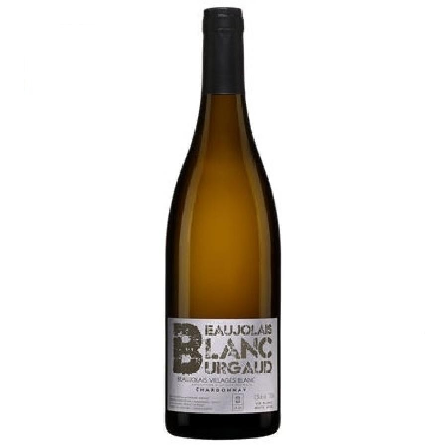 Beaujolais Villages Blanc by Jean-Marc Burgaud 2016