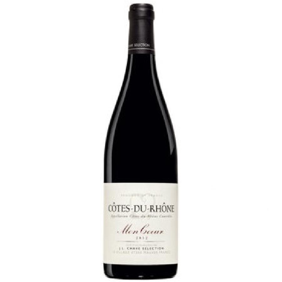 Côtes du Rhône Mon Coeur by JL Chave Sélection 2013