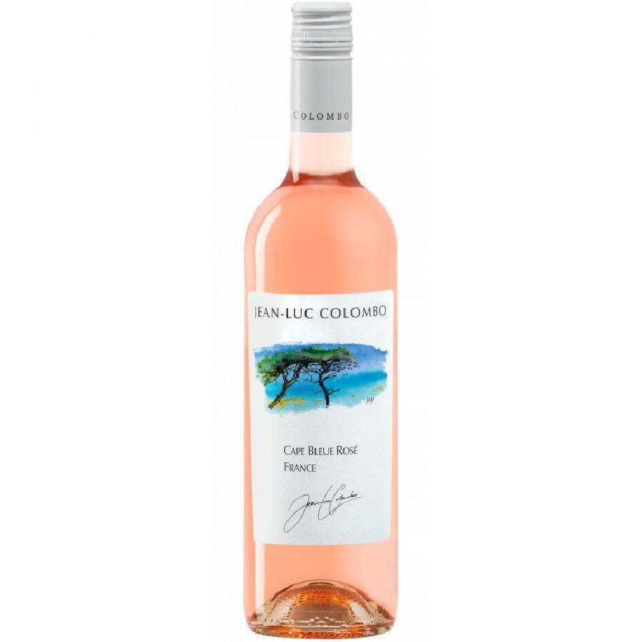Cape Bleue Provence Rosé by Jean-Luc Colombo 2019