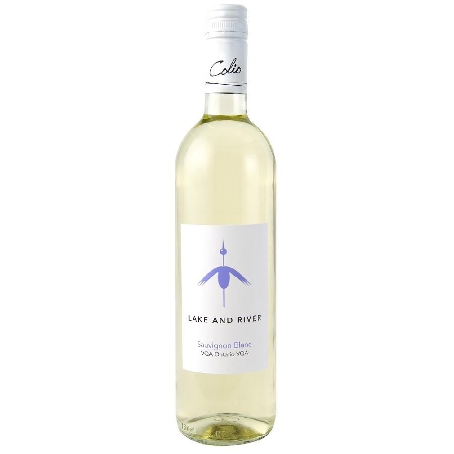 Lake & River Series Sauvignon Blanc VQA by Colio Estate Winery 2013