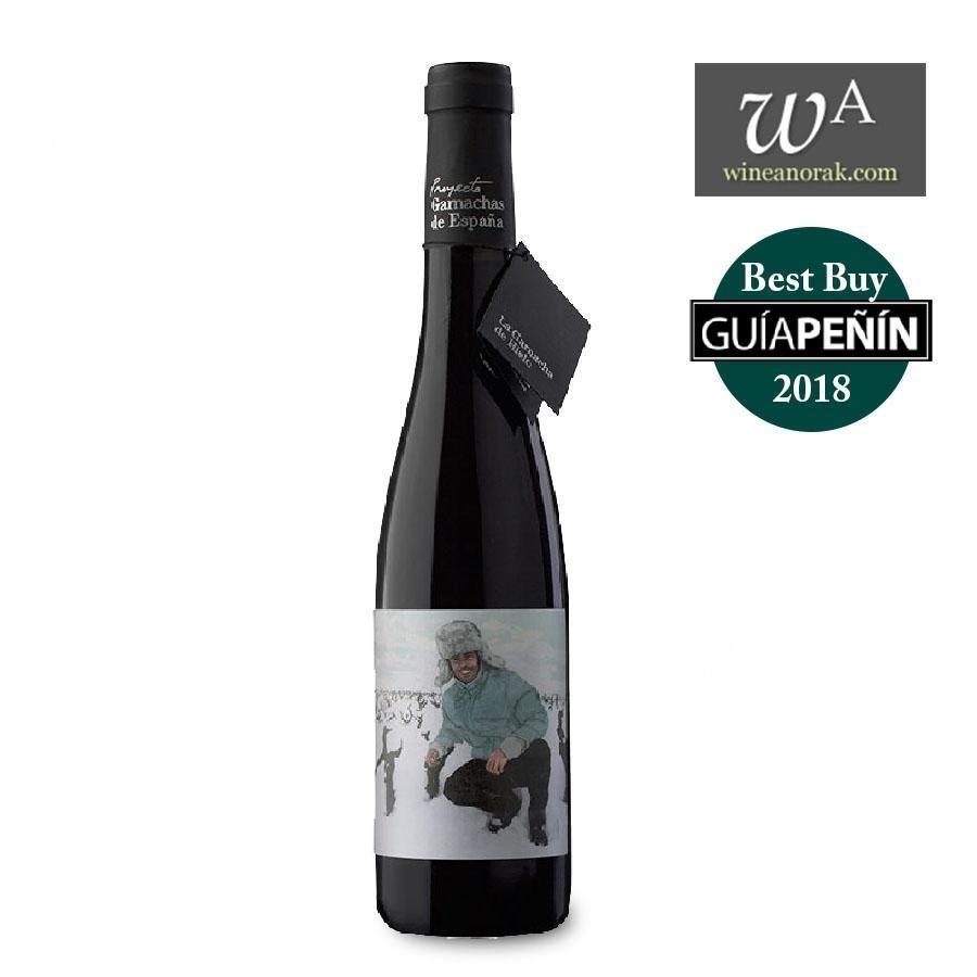 La Garnacha de Hielo Ice Wine (375ml) by Proyecto Garnachas de España 2014