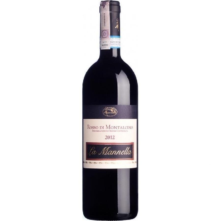 Rosso di Montalcino DOC by La Mannella 2013