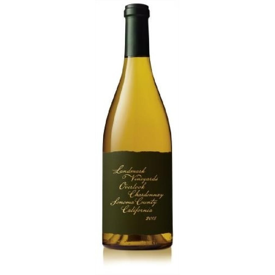 Overlook Chardonnay Sonoma County by Landmark Vineyards 2018