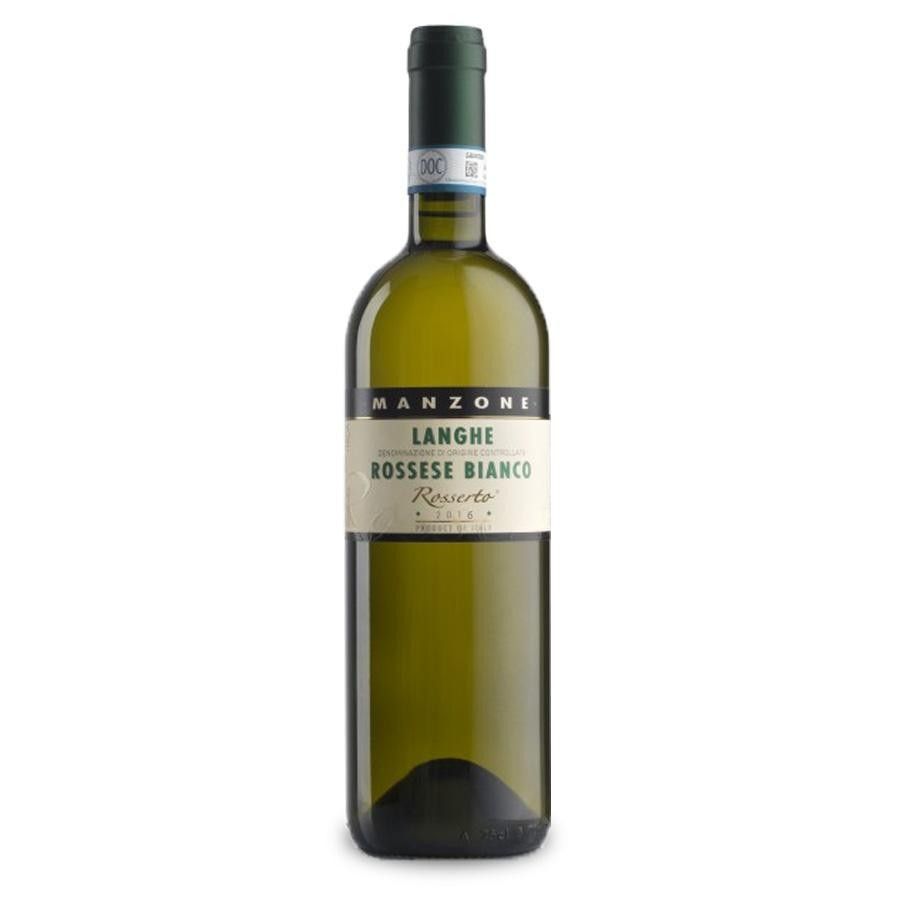 Langhe Rossese Bianco Rosserto by Giovanni Manzone 2016