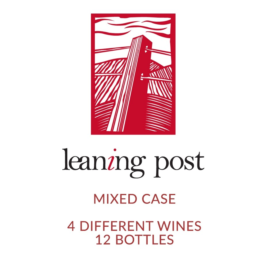 Mixed Case by Leaning Post Wines - Vintages - 2016 / 2017 / 2018