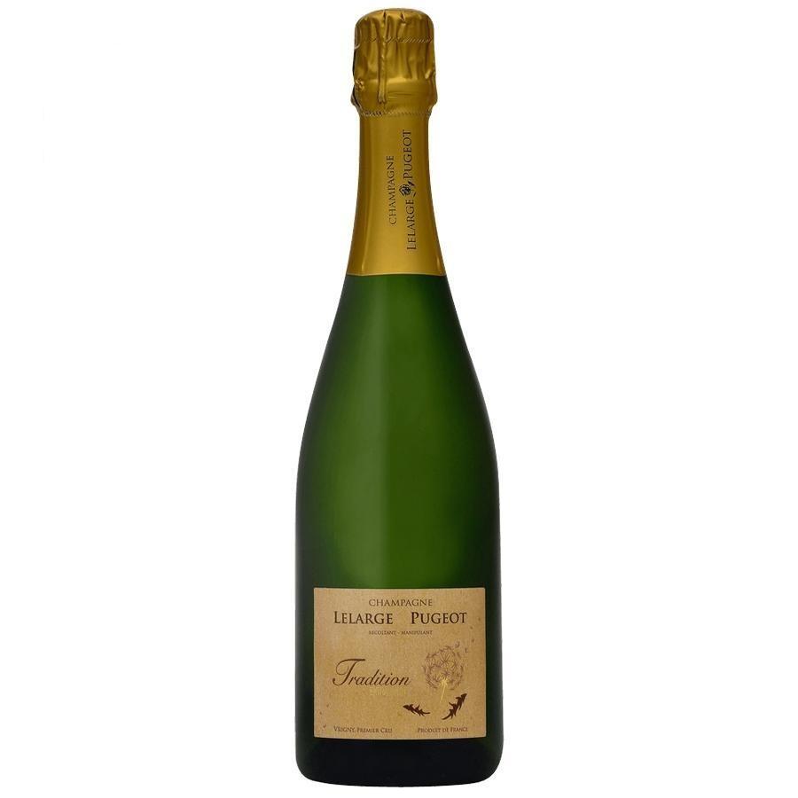 Champagne 1er Cru Tradition Extra Brut by Lelarge-Pugeot NV