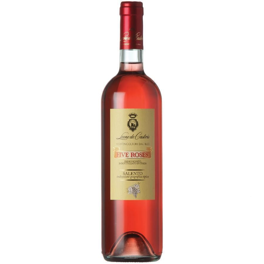 Five Roses Rosato IGT Salento by Leone di Castris 2016