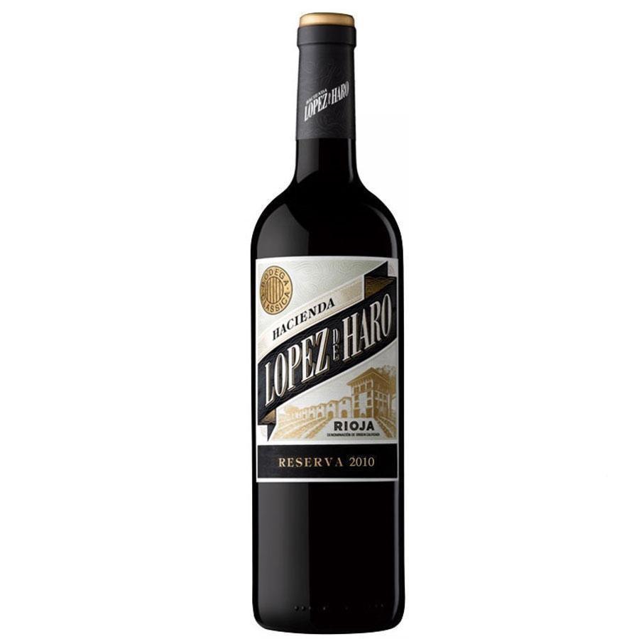 Lopez de Haro Rioja Reserva by Bodega Classica 2012