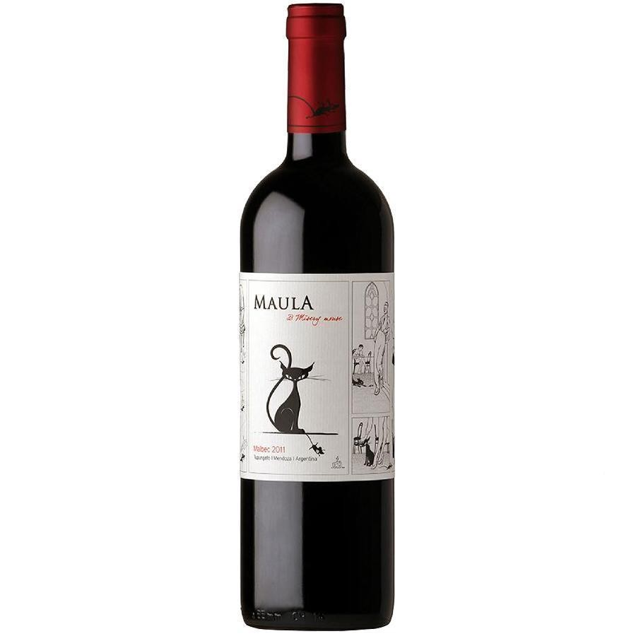 Maula & Misery Mouse Malbec by Bodega Margot 2014