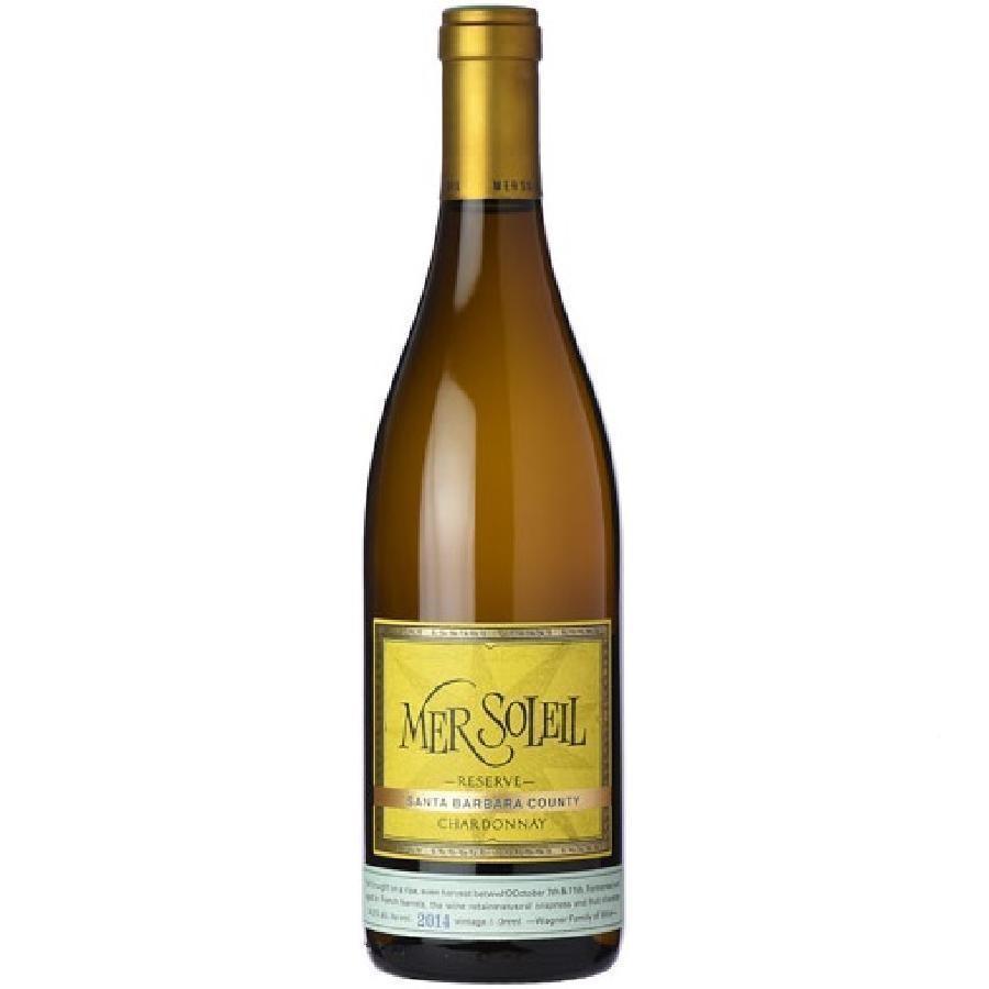 Santa Barbara Reserve Chardonnay by Mer Soleil 2014