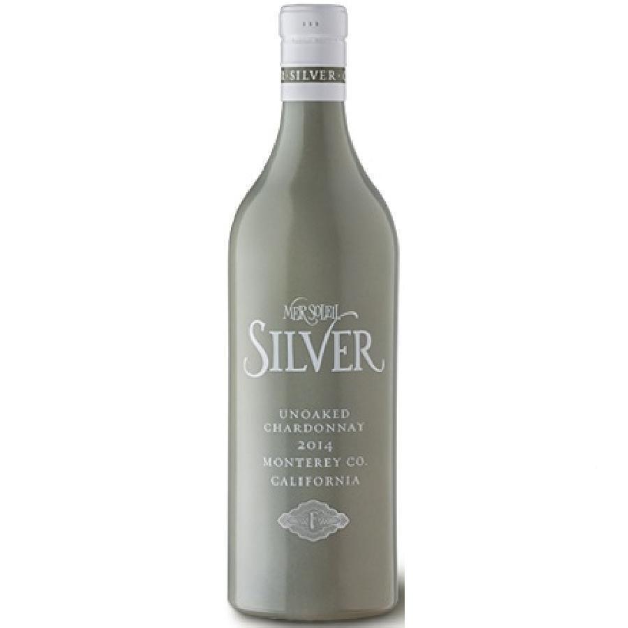 Silver Chardonnay Monterey by Mer Soleil 2014