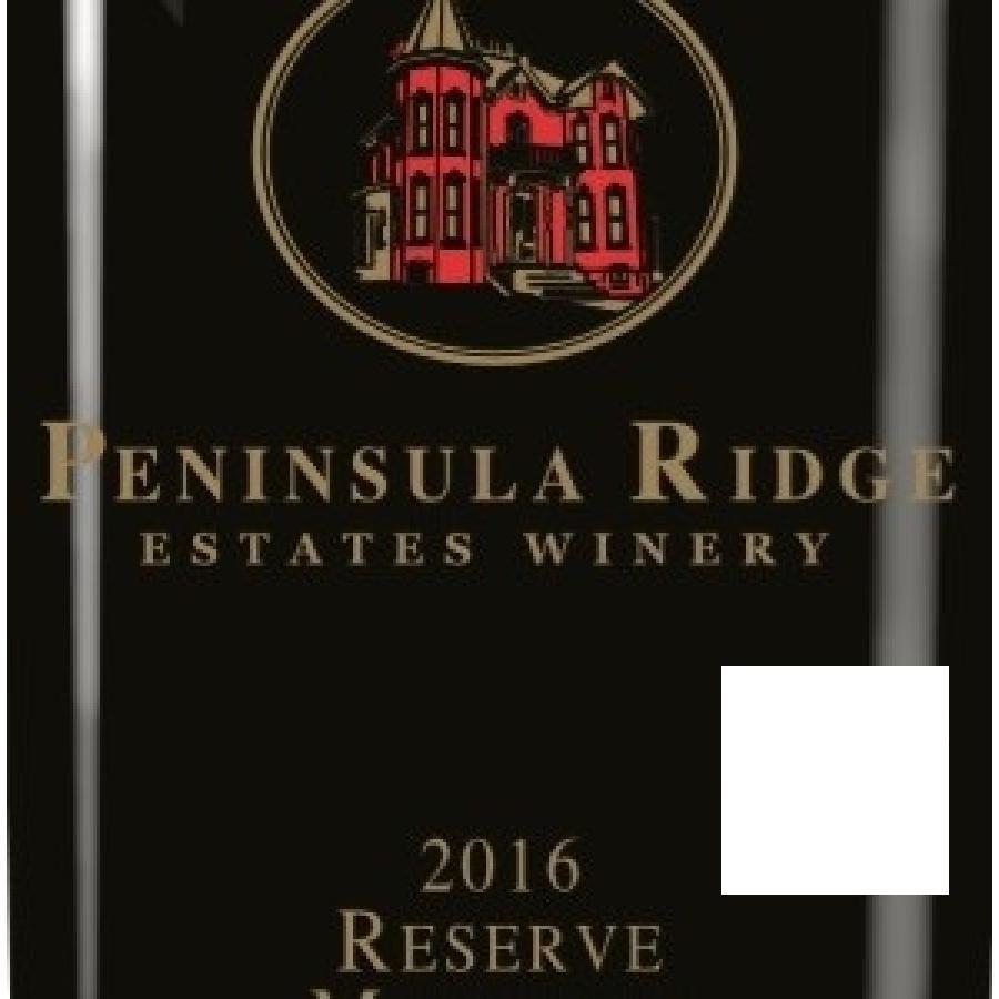 Reserve Meritage VQA by Peninsula Ridge 2016
