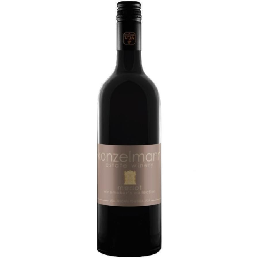 Merlot Barrel-Aged VQA (Reduced!) by Konzelmann Estate Winery 2012