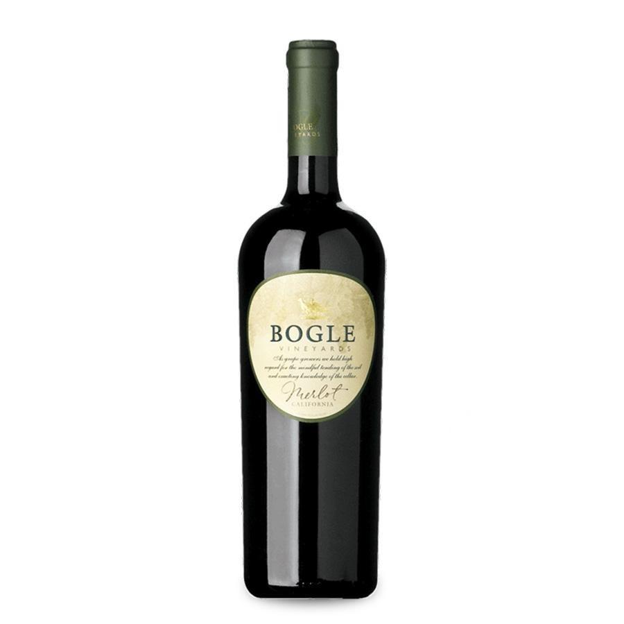 Merlot by Bogle Vineyards 2018