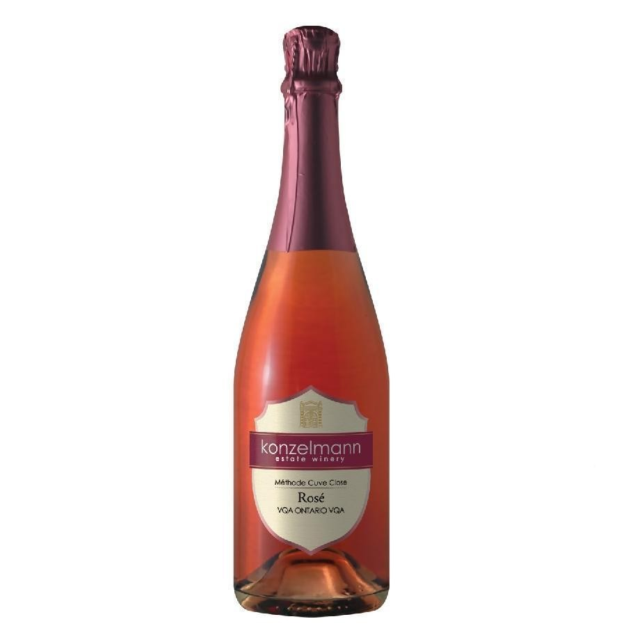 Rosé Cuve Close VQA by Konzelmann Estate Winery