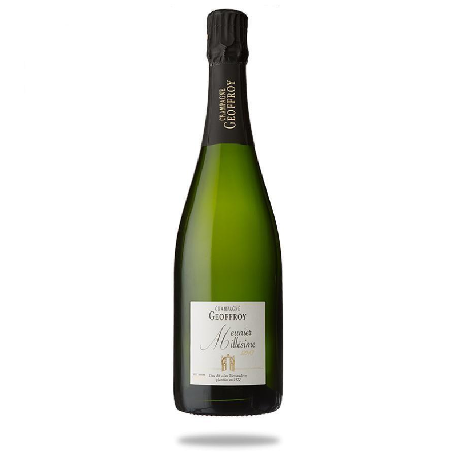 """Champagne Meunier Millesime """"Les Tiersaudes"""" 1er Cru by Rene Geoffroy 2013"""