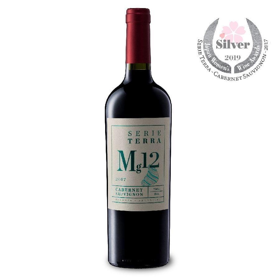 Mg12 Cabernet Sauvignon Magnesium by Viniterra 2017