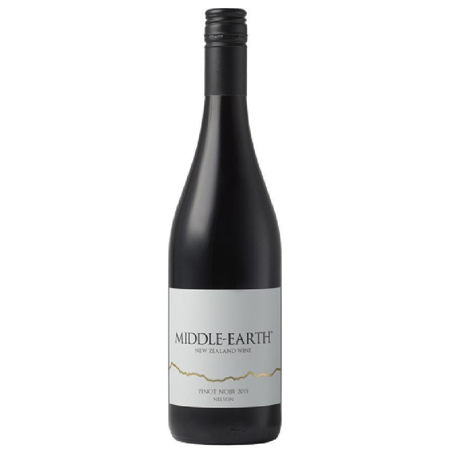 Pinot Noir by Middle Earth Wines 2015