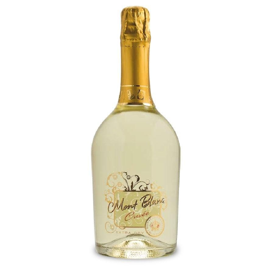 Mont Blanc Spumante Cuvée Extra Dry by Montelliana
