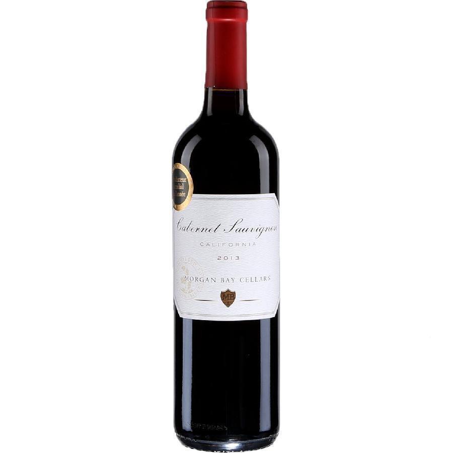 Morgan Bay Cellars Cabernet Sauvignon by Rutherford Wine Company 2014