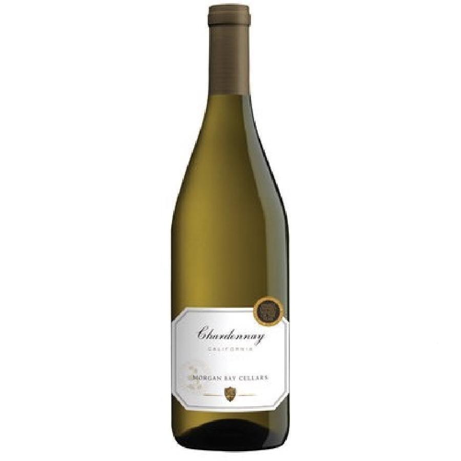 Morgan Bay Cellars California Chardonnay by Rutherford Wine Company 2014