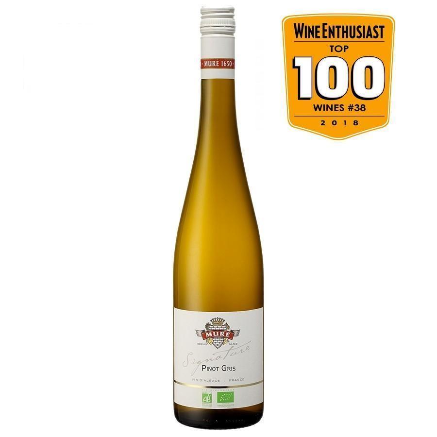 Signature Pinot Gris AOC Alsace Bio By Domaine Muré - Clos Saint Landelin 2016