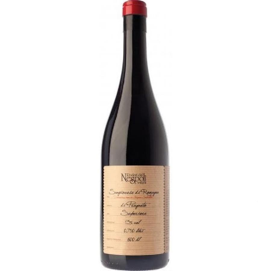 Prugneto Sangiovese Romagna Superiore DOC by Poderi dal Nespoi 2015