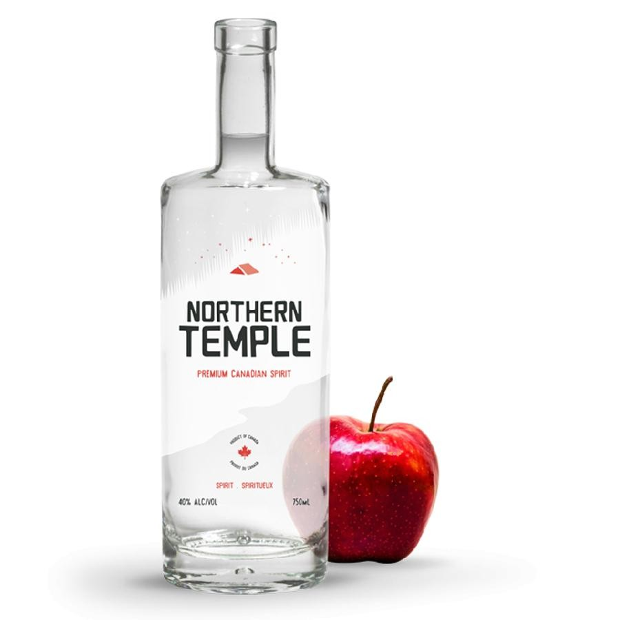Northern Temple Vodka 750mL by Nickle9
