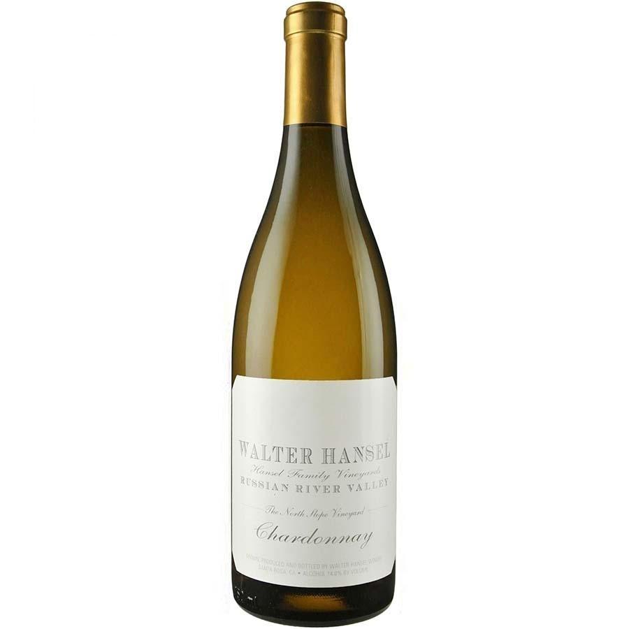 North Slope Chardonnay by Walter Hansel 2018