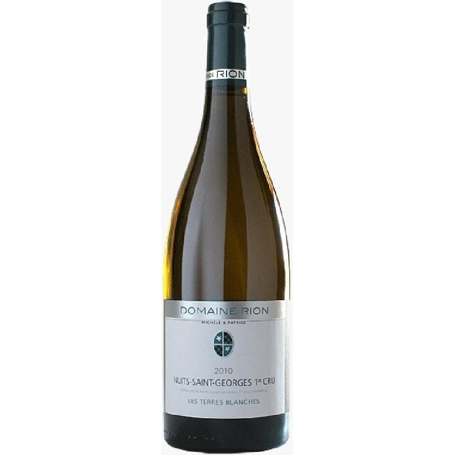 Nuits-Saint-Georges 1er Cru Les Terres Blanches by Domaine Michèle & Patrice Rion 2011