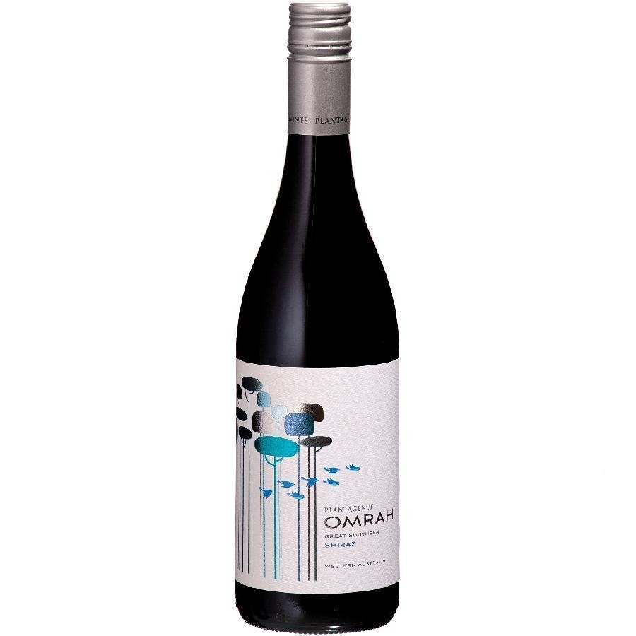 Omrah Shiraz by Plantagenet Wines 2014