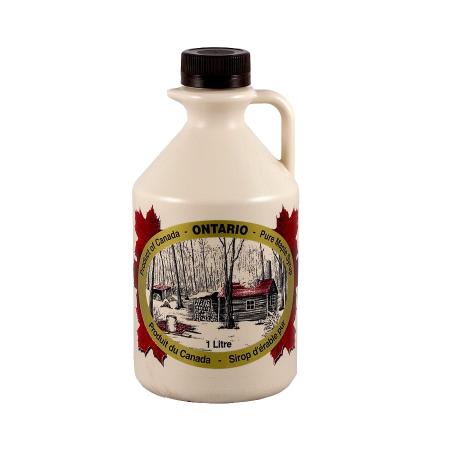 Pure Ontario Maple Syrup by Uncle Richard's (1 Litre)
