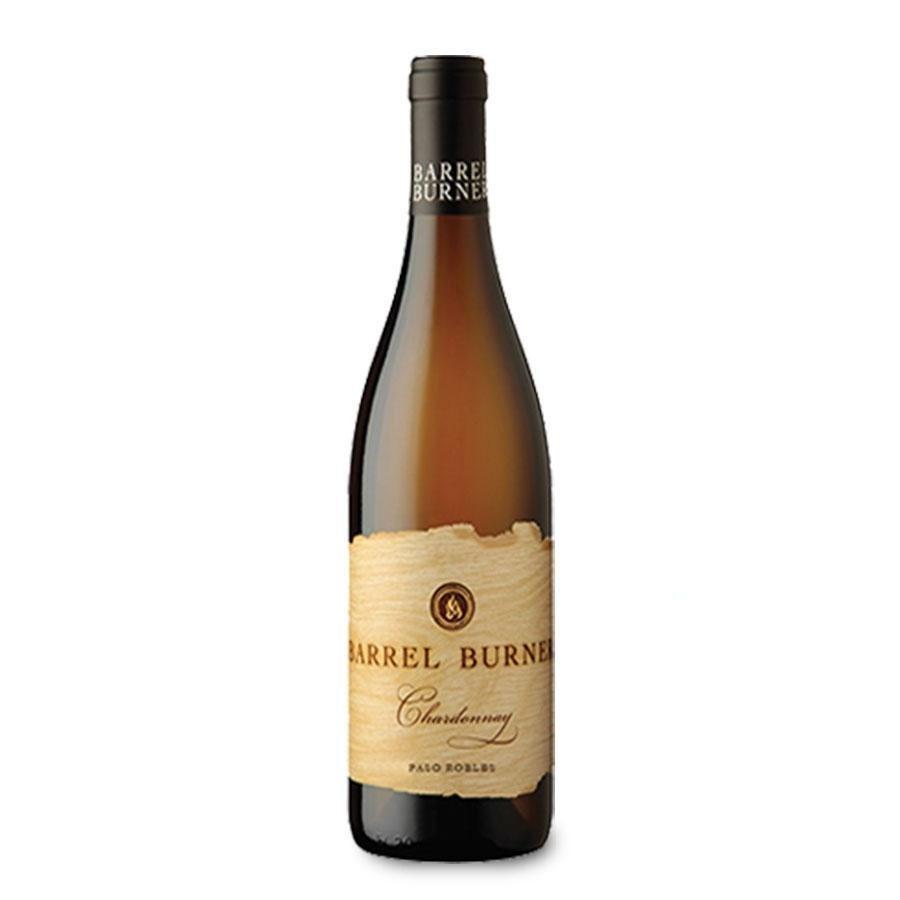 Paso Robles California Chardonnay by Barrel Burner 2017