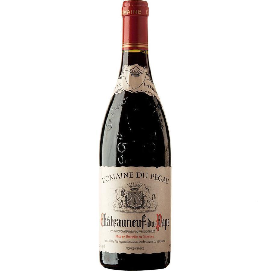 Chateauneuf du Pape Cuvée Laurence by Domaine du Pegau 2012