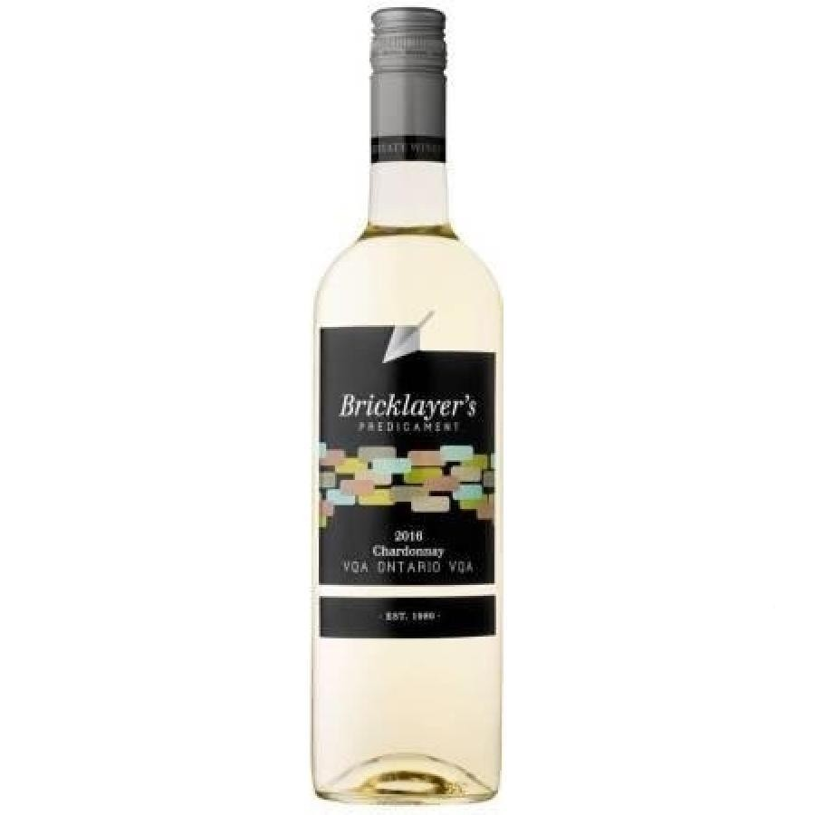 Bricklayer's Predicament Chardonnay VQA by Colio Estate Winery 2016