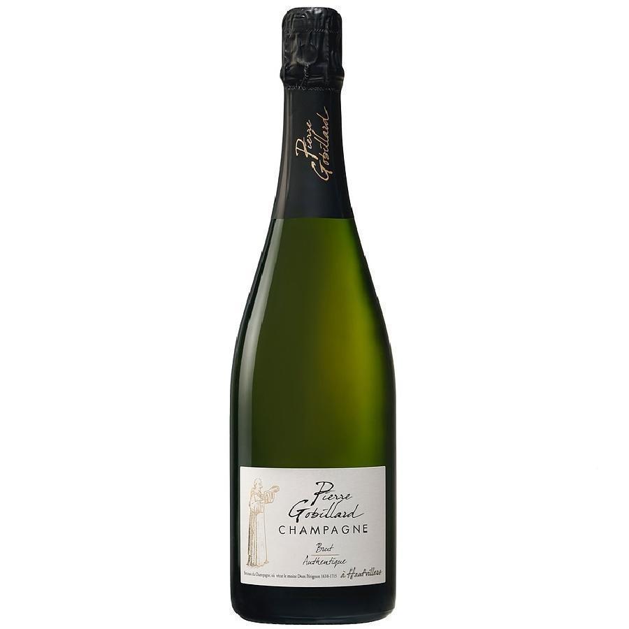 Champagne Authentique Brut by Pierre Gobillard NV