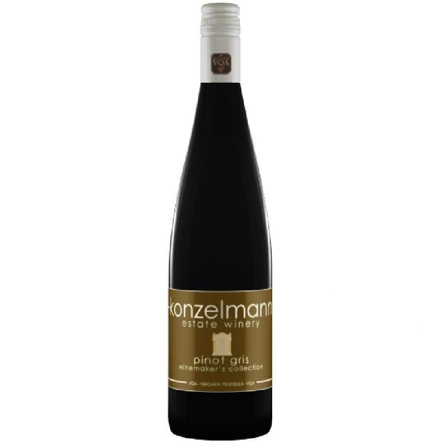Pinot Gris Winemaker's Collection VQA (Reduced!) by Konzelmann Estate Winery 2011