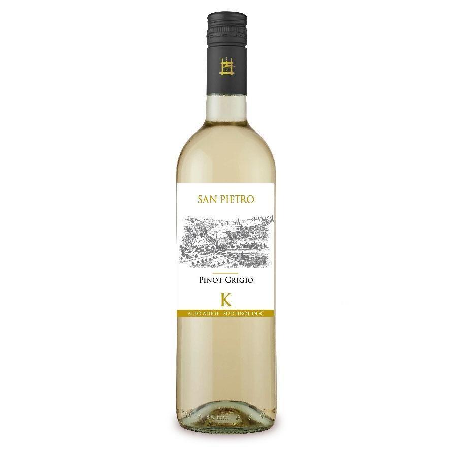 Pinot Grigio K Alto Adige by San Pietro 2018